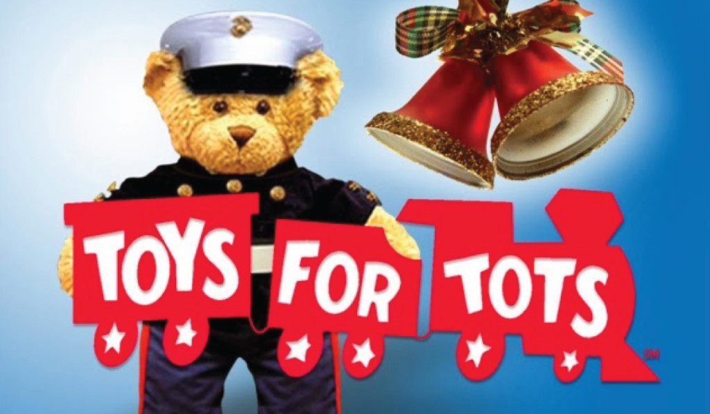 Christmas Toys For Tots Application : Marine toys for tots christmas party a clear