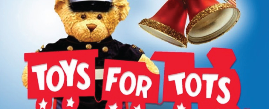 Toys For Tots Rating : Marine toys for tots christmas party a clear