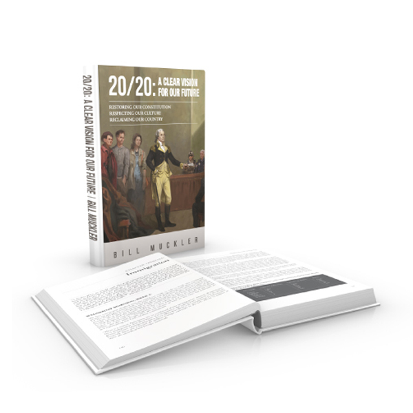 20/20: A CLEAR VISION FOR OUR FUTURE HARDCOVER EDITION